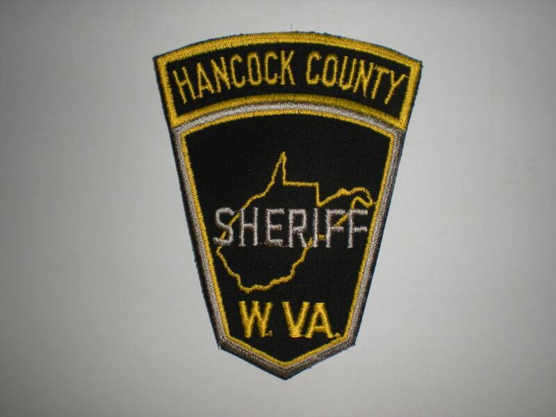HANCOCK COUNTY, WEST VIRGINIA SHERIFF