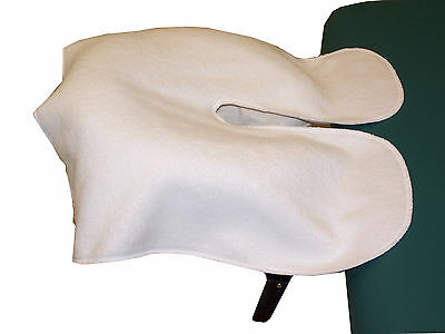 Drape Face Cradle Cover (Polar Fleece Drape Face Cradle Cover ( Pack of 3) )