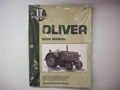 New It Manual Oliver 60hc 60kd 70hc 70kd 80hc 80kd 88hc 90 99 O-1 - Pm