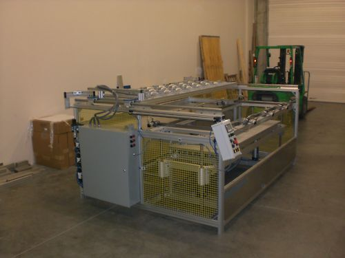 """VACUUM FORMER 48"""" X 96"""" TOP BOTTOM HEATERS THERMOFORMING"""