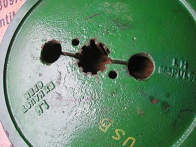 1938 Unstyled John Deere B Tractor Original Jd Flywheel