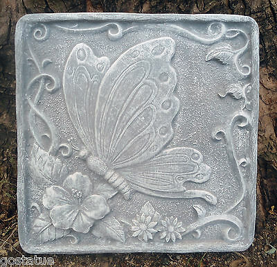 Butterfly stepping stone mold 13.5