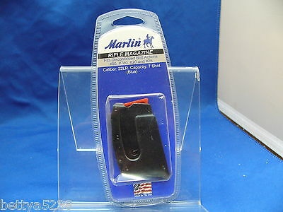 Marlin Factory Magazine Mag 7 Round 22  22Lr Long Rifle Models 80 780 20 25 Clip