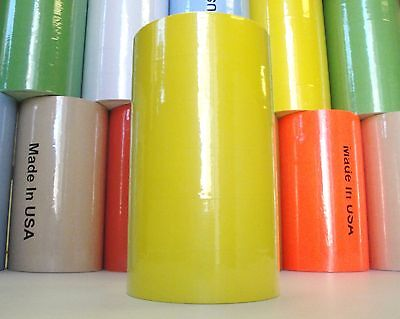 6000 Yellow Labels For Monarch 1151 1152 1153 1175 1176 1177 Free Shipping