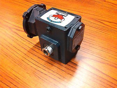 Grove Gear Hmq813 Gear Reducer 601 Ratio 48cz Motor Frame 58 Output Bore