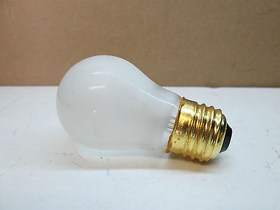 - Lot of 4 Blue Sky 25W A15 E26 Medium Base 130V Frosted Light Bulb