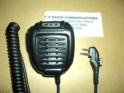 New Hyt Compatible Sm08m3 Remote Speaker Microphone Tc508 Tc-518 Tc-600 Tc-610