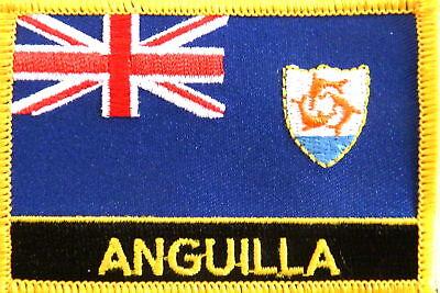 Anguilla Patch / Anguilla - Anguilla Flag