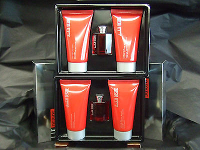 -  2 dunhill desire beyond reason travel  kit eau de toilette lotion after shave