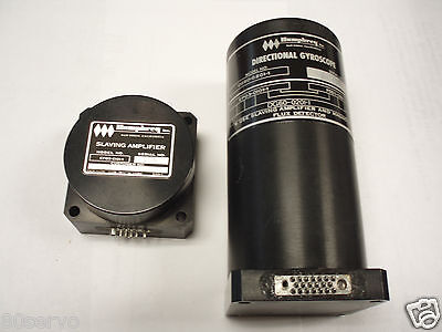Gyro Directional Mfg. Humphrey Dg60-0201-1 Slaving Amplifier
