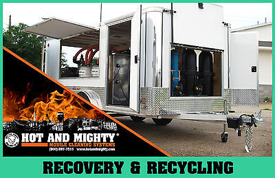 Pressure Washer Recycling Trailer Wash Water Recycling Power Washer Recycle