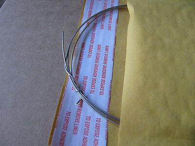"Solder 56% Silver brazing wire 20 GA 3ft ""extraeasy"" 560 alloy Cadmium free"