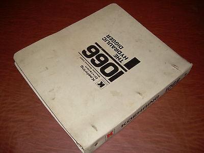 Koehring Bantam 1066 Brochure Book Manual