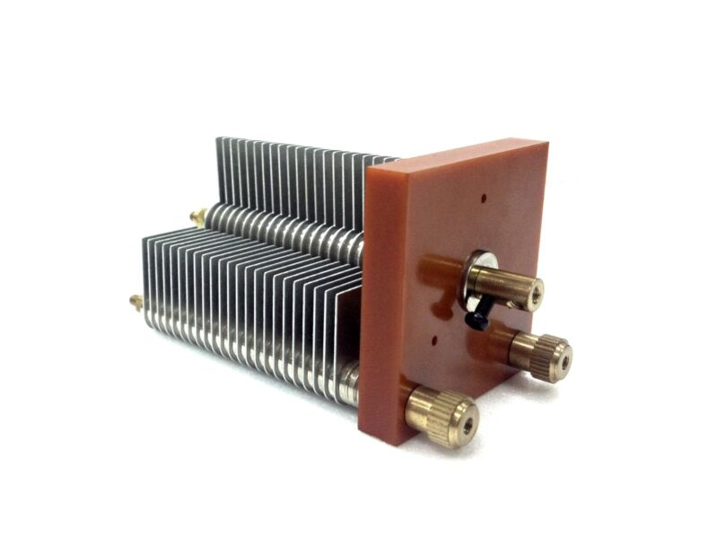 High Voltage Air Variable Capacitors 22-360pF/ 1KV- Amplifier Tuner Loop Antenna