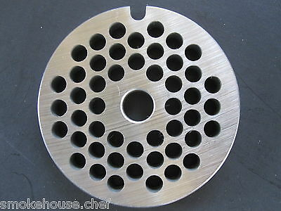 Size 5 Meat Grinder Plate Disc W 316 Holes  Stainless Steel Part