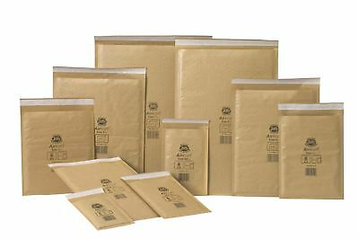 50x Jiffy Post Bubble Bags Envelopes Mailers J0 CD Size