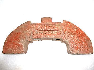 New Massey Ferguson135 Crankshaft Weight. Part 0995415 Code 840