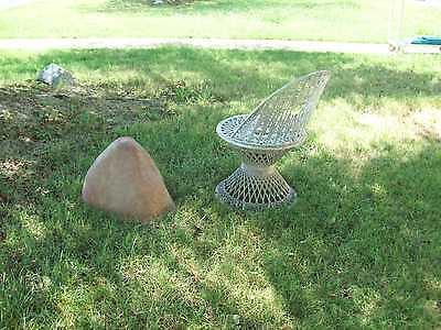 Decorative Outdoor Artificial Rock Enclosure, Yard Cover