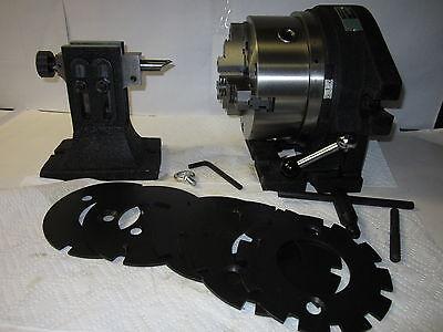 8 Super Spacer 6 Masking Platestailstock Adjustable Chuck 0.0005 Tir- New