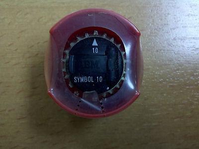 Ibm Selectric Ii Typing Element Symbol 10  New