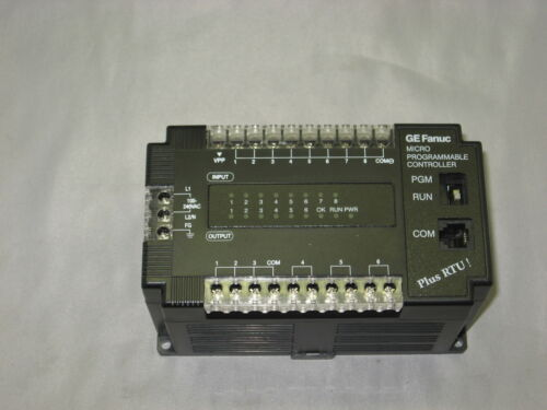 GE Fanuc Micro Programmable Controller *New* IC620MDR014