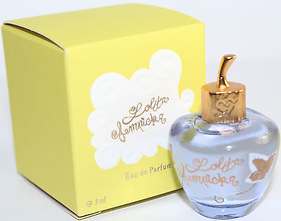 LOLITA LEMPICKA BY LOLITA 0.17 OZ EDP SPLASH MINI FOR WOMEN NEW IN BOX