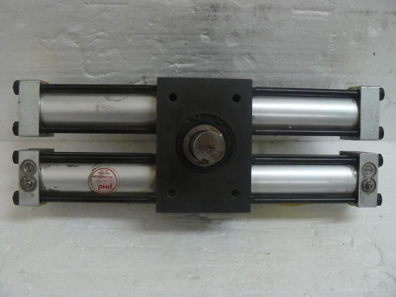 PHD RGA-F89694/168704 ROTARY ACTUATOR DOUBLE SHAFT