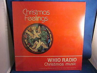 Christmas Feelings Whio Radio Christmas Music Album Sealed