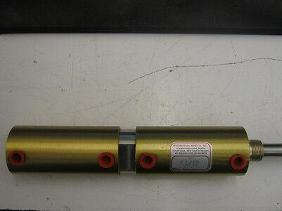 Pistorius Allenair Et 2 X 116 Nt Cs Cyclinder Nib