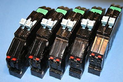 1 Zinsco 15 Amp Twin Rc-38 Breaker Push-in