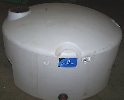 350 Gal Waterfertilizer Poly Tank