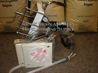 Buon Vino Super Jet Filter, Buon Vino Super Jet with Two Packs of #2 Filters