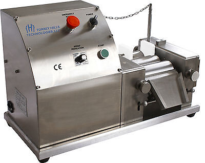 Torrey Hills T65 Three Roll Mill Lab Model Exakt Trade-in Option Available