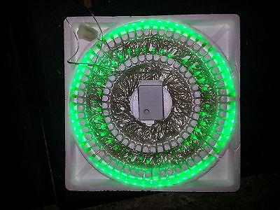 Global Green Multi Function Twinkle Christmas Tree Lights 100 Led 28 Strand New
