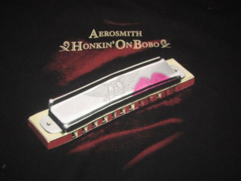 """2004 AEROSMITH """"HONKIN"""