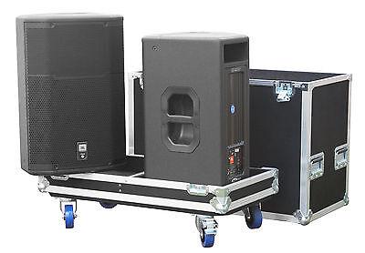 """1//2/"""" thick foam jbl062p Tuki Padded Cover for JBL PA Speaker Cover PRX612M"""