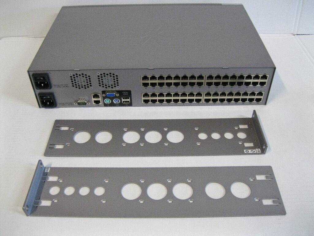 DKX464 Raritan Dominion KX464 64 Port KVM Switch over IP