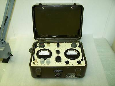 Electrical Power Test Set Angsm-254 Serno 026 Pn 7423640-10