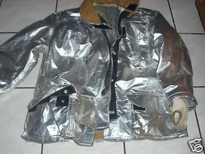 Janesville Fire Fighter Proximity Jacket 44 32 Regular