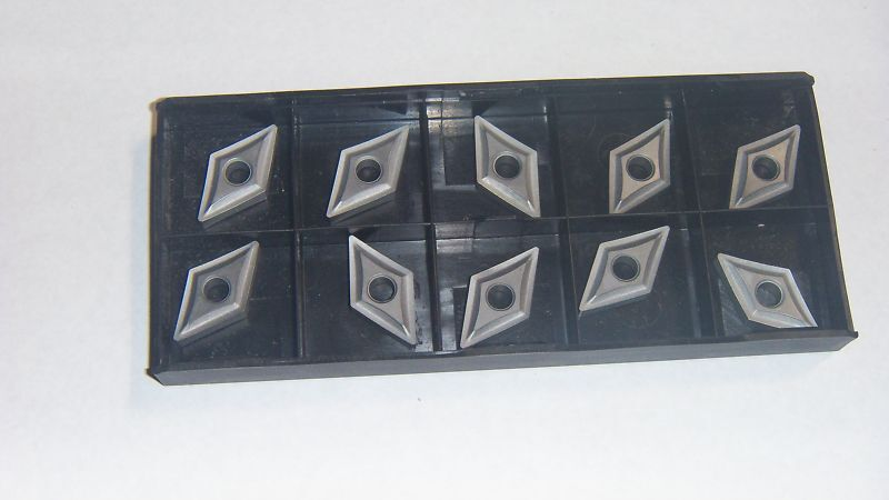 NEW 10PCS DNMP-432 C5  CARBIDE INSERTS