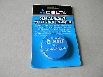 Deltabiesemeyer 79-056 12 Rh Tape 12 Metricenglish Markings 4-23