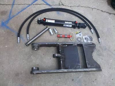 New Mini Excavator Hydraulic Thumb Bobcat 325 328 331 334 430 Others