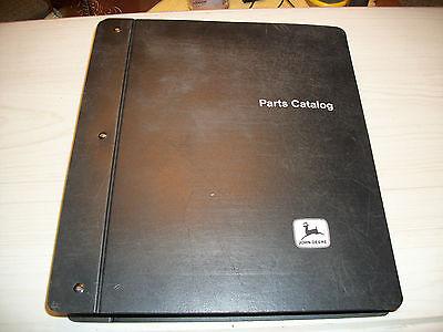 Original John Deere 8430 Tractor Parts Catalog Manual Pc-1485 With Deere Binder