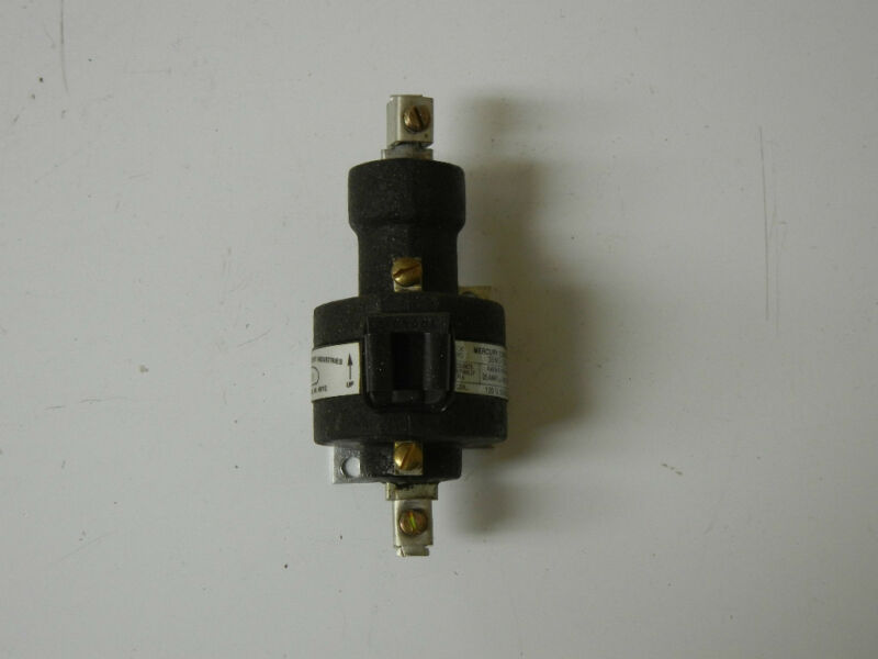 MDI 35NO-120A USED MERCURY CONTACTOR 35NO120A