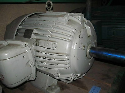 75 Hp U.s. Electrical Motor Rebuilt