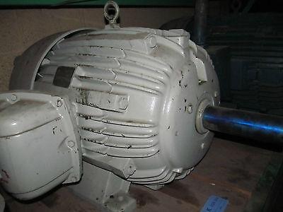 75 Hp U.s. Electrical Motor Rebuilt