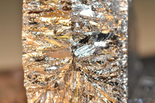 Bismuth metal 10 POUNDS Ingot 99.99% pure element-crystals-fishing