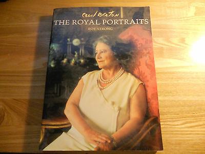 Cecil Beaton: The Royal Portraits by Roy Strong (Paperback, 1990)