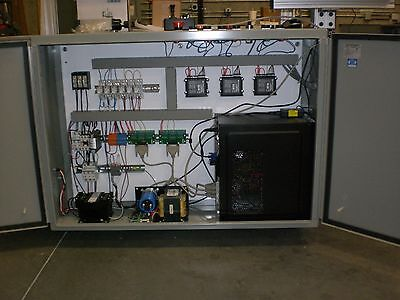 Sibe Automation 3 Axis Cnc Router Control System Complete Plug And Run Nema 23