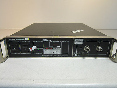 Traveling Wave Tube Amplifer 8010h Hughes Powers On
